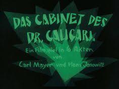 das kabinett des doktor caligari 1920 hd youtube das cabinet