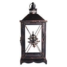 Damask Metal Lantern by Ashland