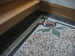 terrazzo flooring or mosaic flooring installation advantages