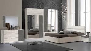 komplettes schlafzimmer 180x200 holz optik yatego