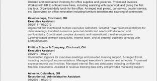 50 New Resume Profile Examples Office Assistant
