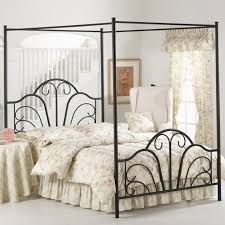 metal beds you ll love wayfair with wrought iron bed frame king