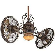 dual double twin motor ceiling fans dual fans at lumens com