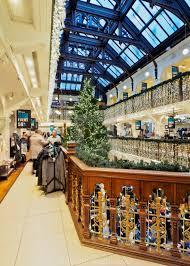 Christmas Decorations Edinburghs Christmas Market Princes Str