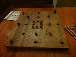 Board Game History Shax