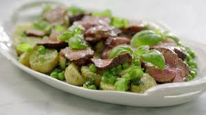 jamies 5 zutaten küche herzhafte farfalle mit gorgonzola birne und pikantes spinatcurry