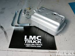 100 72 Chevy Trucks Fuel Tank Upgrade Hot Rod Network