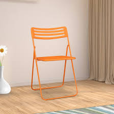 Liana Metal Folding Chair In Orange Colour By HomeTown Charles Bentley Folding Fsc Eucalyptus Wooden Deck Chair Orange Portal Eddy Camping Chair Slounger With Head Cushion Adjustable Backrest Max 100kg Outdoor Fniture Chairs Chairs 2 Metal Folding Garden In Orange Studio Bistro Lifetime Spandex Covers Stretch Lycra Folding Chair Bright Orange Minimal Collection 001363 Ikea Nisse Kijaro Victoria Desert Dual Lock Superlight Breathable Backrest Portable 1960s Retro Peter Max Style Flower Power Vinyl Set Of Flash Fniture Ty1262orgg Details About Balcony Patio Garden Table