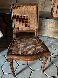esszimmerstühle korbgeflecht antik kaufen auf ricardo