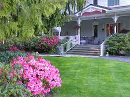 Sea Cliff Gardens Bed and Breakfast Between Port Angeles and