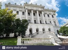Neoclassical House Neoclassical Mansion Stockfotos Und Bilder Kaufen Alamy