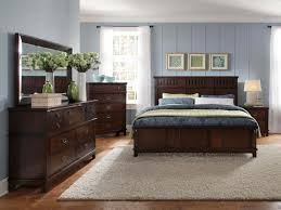 Amazing Awesome Dark Wood Bedroom Furniture With Sets