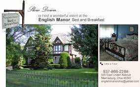 English Manor Bed & Breakfast