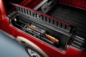 Chrysler s new Ram Outdoorsman features gun rack The Firearm
