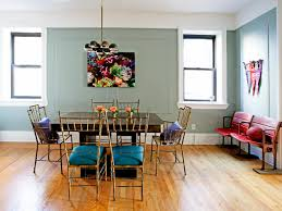 4 Show Off Your Sportsmanship Eclectic Dining Room