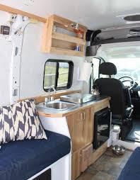 Garys Site Provides A Near Endless Supply Of Van Conversion Tips Build Green RV
