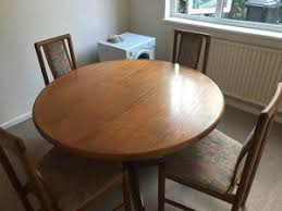 Extendable Dining Table With 6 Chairs In Bristol