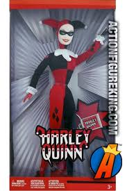 Barbie Famous Friends DC Comics Harley Quinn Doll