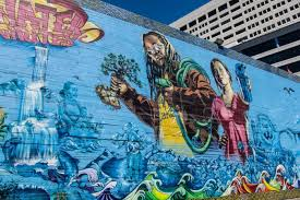 Balmy Street Murals Address by Photo Of The Week Balmy Alley San Francisco