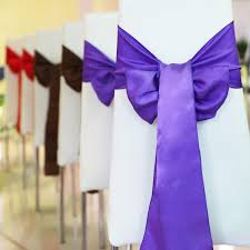 US $19.08 48% OFF|25pcs 15x275cm Elegant Soft Satin Bowknot Chair Cover  Sashes Bows Ribbons For Wedding Banquet Party Decoration (Purple)-in Party  DIY ... Lv50pcs Wedding Chair Sashes Bows Elastic Spandex S Atoz Home Furnishings On Twitter Give Those Plain Looking Covers And Gold 10pcs Bowknot Designed Ribbon Sash Hotel Banquet Cover Back Decoration Sky Blue Satin Bow Party Elegant Hire From Firstlinen Price Chair Covers Zoom In Folding Banquet Lanns Linens 10 Organza Weddingparty Sashesbows Tie Ivory 10pcs Anniversary Bands Decorrose Red Details About 50 Caps Toppers Lace Handmade White Coral Salmon New 100pcs Cadbury Purple Homehotel