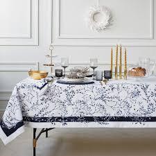 nappes et serviettes table noël zara home