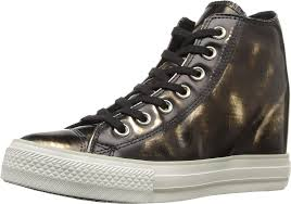 100 Star Lux Galleon Converse Chuck Taylor All Mid Black