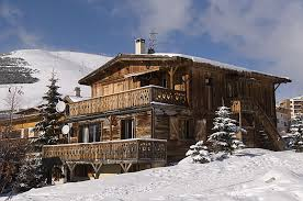 chalet 6 chambres grand chalet standing 14 17 couchages 6 chambres