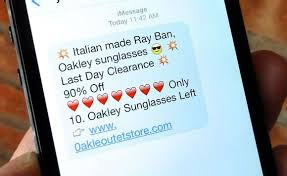 How to stop SMS spam on your Android or iOS phone