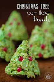 If You Like Rice Krispie Treats Youll Love These Holiday Inspired Christmas Tree