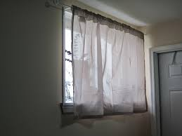 how to use one curtain for 3 windows moms and crafters