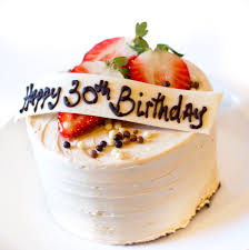 Happy Birthday Cake – Fresh & Foo