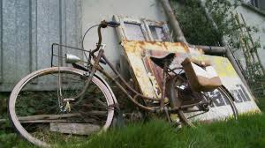Rusty Old Bike Next To Advertising Sign - Barn Sale Stock Video ... Bills Old Bike Barn Museum September 24 2016 Free Spirit Album On Imgur March 2017 Blog 10 X 12 White Rectangle Number Plate Sold 1929 Monet Goyon 250cc Type At French Classic Vintage Gophers And Cheese Donnie Smith Show 2013 Part 5 Kawasaki 8083 Kz550 Repair Manual Midwest Moto Swap