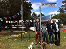 100 Addison Rd Movember Road At ARCC To Support Movember REVERSE GARBAGE