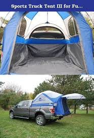 Sportz Truck Tent III For Full Size Crew Cab Trucks (For Nissan Tit ...