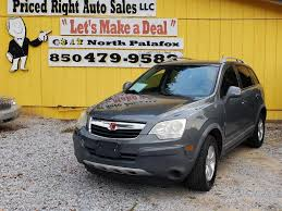 100 Saturn Truck 2008 VUE 3203 Priced Right Auto Sales LLC Used Cars