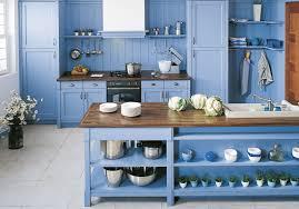 couleur cuisine comment decorer une cuisine ouverte chambre couleur bleu fonce