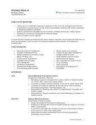 Category Management Resume Examples As Well Sample Ideas