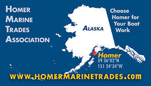 Kachemak Gear Shed Shipping by All Businesses Homer Marine Trades Association