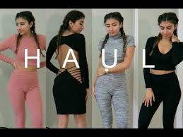 TRY ON HAUL