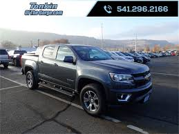 100 Tonkin Trucks PreOwned 2015 Chevrolet Colorado 4WD Truck In Wilsonville