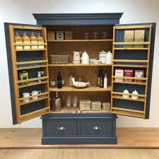 Ebay Uk China Cabinets by Bespoke Larder Cupboard Bennington Style