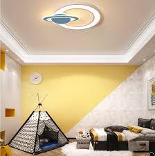led kinderzimmer deckenleuchte modern dimmbar schlafzimmer