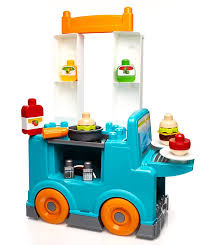 Mega Bloks First Builders Food Truck Kitchen Building Set DPJ55 ... Mega Bloks Caterpillar Large Dump Truck What America Buys Dumper 110 Blocks In Blandford Forum Dorset As Building For Your Childs Education Amazoncom Mike The Mixer Set Toys Games First Builders Food Setchen Mack Itructions For Kitchen Fisherprice Crished Toy Finds Kelebihan Dcj86 Cat Mainan Anak Dan Harga Mblcnd88 Rolling Billy Beats Dancing Piano Firetruck Finn Repairgas With 11 One Driver And Car