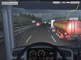 100 Euro Truck Simulator Free Download GamesDL