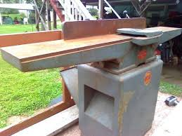 restoring old woodworking machines by pg51 lumberjocks com