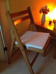 6 holz klappstühle in berlin spandau stühle gebraucht