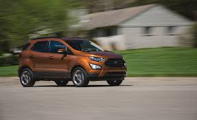 100 Ford Truck Models List 2019 EcoSport Reviews EcoSport Price Photos And Specs