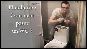 comment monter et poser un wc