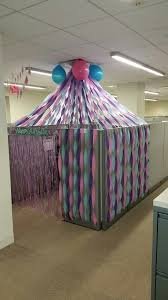 Halloween Cubicle Decoration Ideas by 22 Model Decorating Office For Birthday Yvotube Com