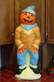 Halloween Blow Molds Ebay by Empire Halloween Pumpkin Head Scarecrow Jack O Lantern Blow Mold